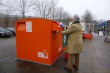 depotcontainer Waddinxveen