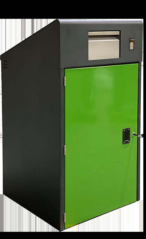 Kliko Containerbehuizing type Twente